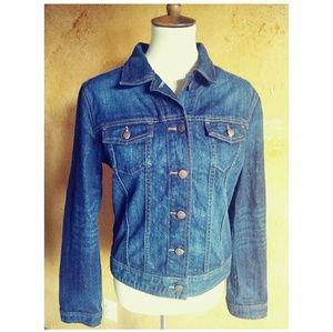 GAP 1969 Lily Flap Pocket Jean Jacket M/t